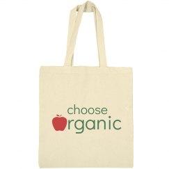 Choose Organic Tote
