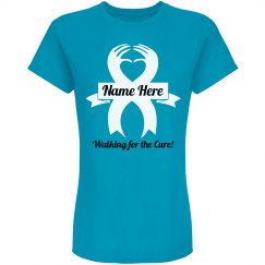 Ovarian Cancer Walker
