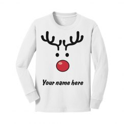 Youth Reindeer shirt