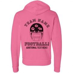 Glowing Football GF Love