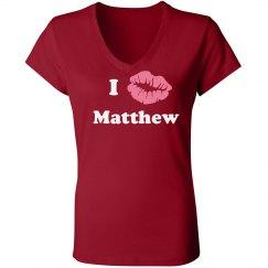 I Heart Matthew