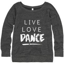 Distressed Live Love Dance