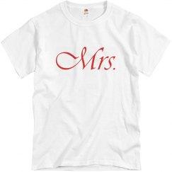 Mrs. Couple Tee