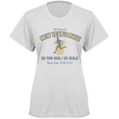New Year's 5K Race