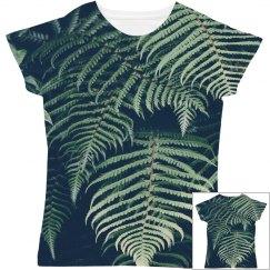 Dark Fern Forest All Over Print