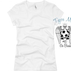 Tigers Soccer Mom