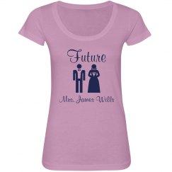 Future Mrs. James Wills