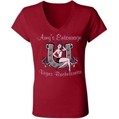 Amy's Entourage Vegas Tee