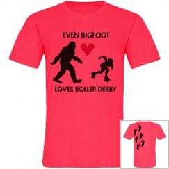 Bigfoot Roller Derby 2
