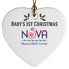 Christmas Ornament- customizable