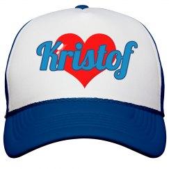 I love Kristof