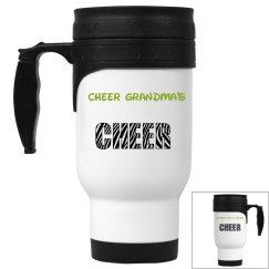 Travel mug Cheer Grandma
