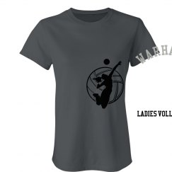 Warhawks Volleyball T
