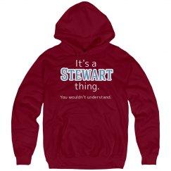Its a Stewart thing