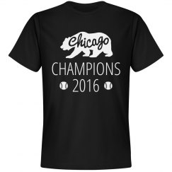 Chicago Champions 2016 Tee