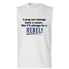 Rebel Sleeveless grey