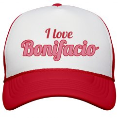I love Bonifacio
