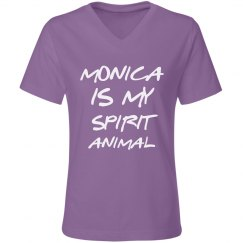 Spirit Animal Monica