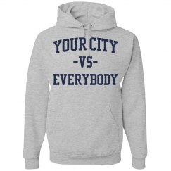 Your City vs Everybody shirt