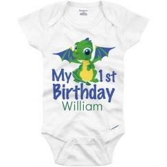 Dragon 1st Birthday
