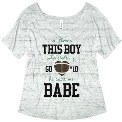 Football Babe