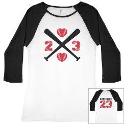 Baseball Girlfriend Love