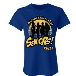 Seniors Rule The World