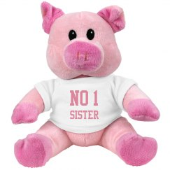 No 1 Sister Piggy