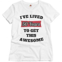 Lived this long to get awesome