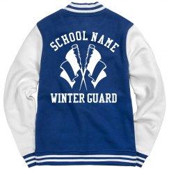 Winter Guard Girl
