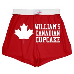 Bill's Canada Cupcake