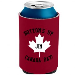 Bottoms Up Canada Day