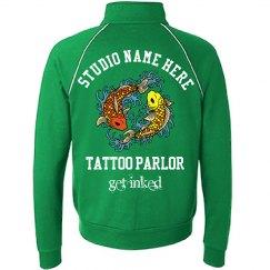 Custom Tattoo Studio Jacket