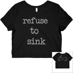 refuse to sink