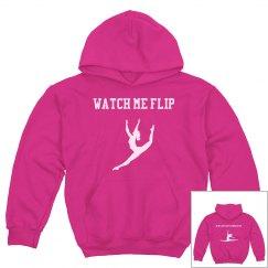 gymnastics sweatshirt