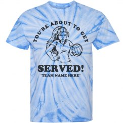 Get Served Volleyball