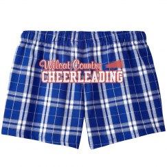 Wildcat Country Cheer