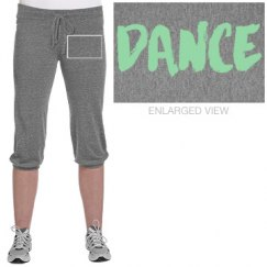 Mint to dance warm up sweats