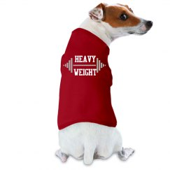 Heavy Weight pup