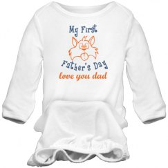 My First Fathers Day