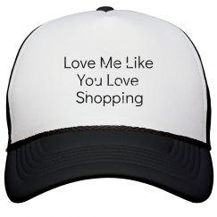 love me like shopping