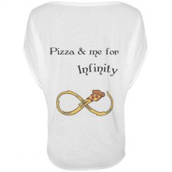 Pizza and me shirt