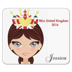 Miss United Kingdom Mouse