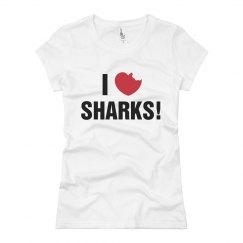 I Heart Sharks