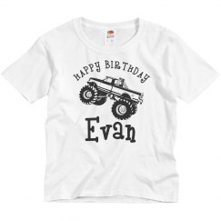 Happy Birthday Evan!