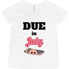 Due in July