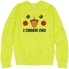 Chu Are My Favorite