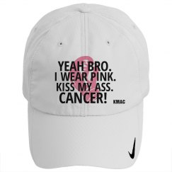 Nike Hat KissMyAssCANCER