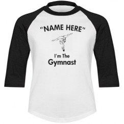 I'm the gymnast