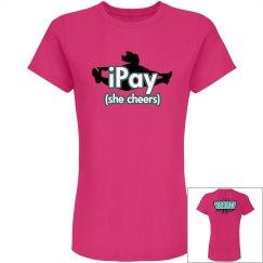 I pay mom